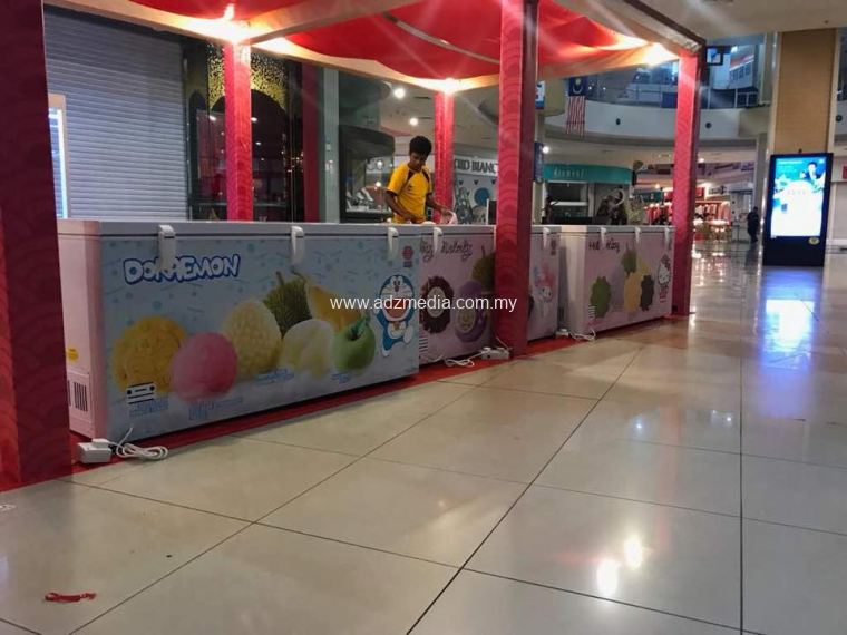 Bukit Indah Aeon Good Chen Moon Cake Booth Set Up