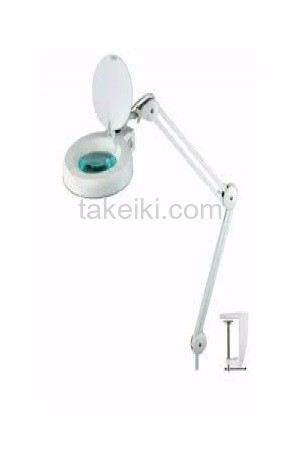 Clamp Type Magnifier Lamp