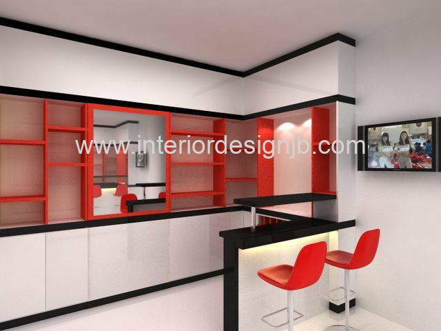 Design of the office pantry area skudai johor bahru for Office design johor