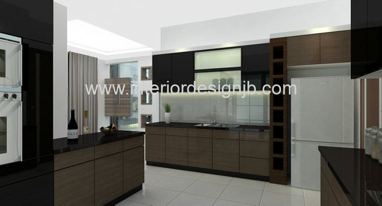 Impian Height Interior Design And Renovation Work Kitchen Renovation Resi