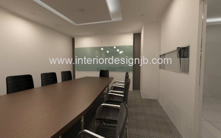 Office design and renovation bussiness park industrial for Office design johor