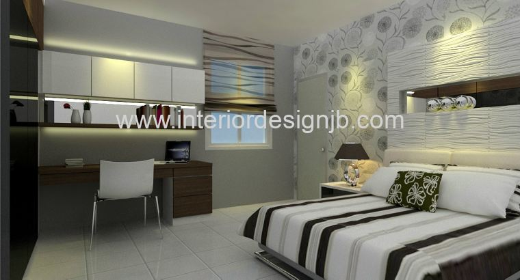 Design Of Study Area Nusa Perintis Bungalow House Design Bedroom Johor Design Samm Design Build