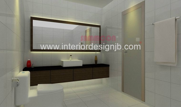 bath room modern design