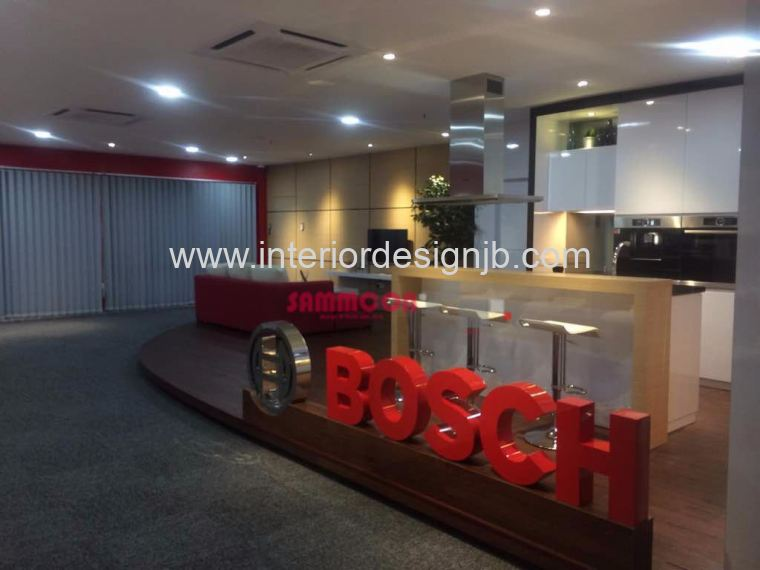 Bukit Indah Office Bosch