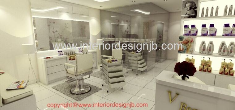 Interior Design Johor Bahru (JB) . Beauty Spa Design - Taman