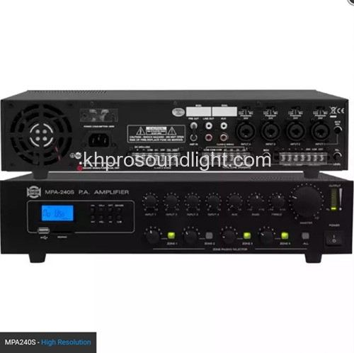 Show Amp MPA240S