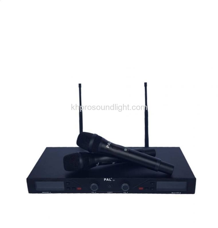 PAL WIRELESS MICROPHONE Q3