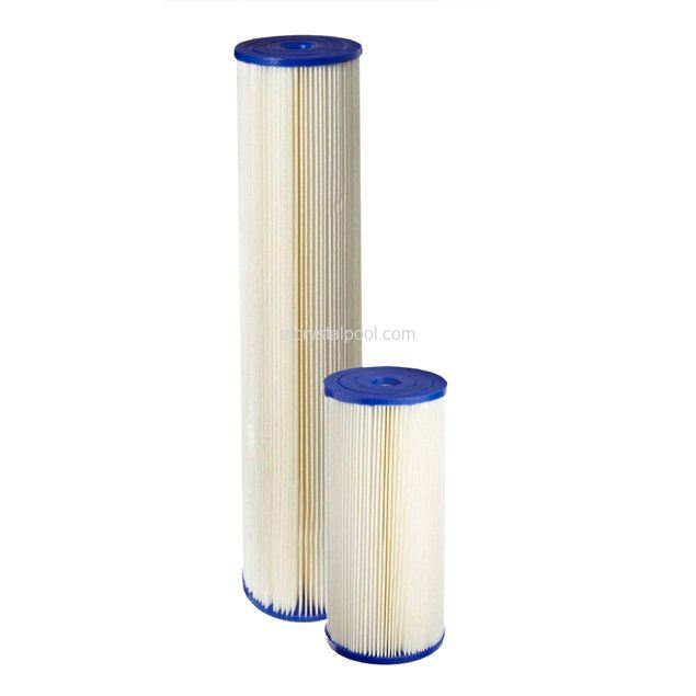 Pentair ECP Series Pleated Cellulose Polyester Cartridges