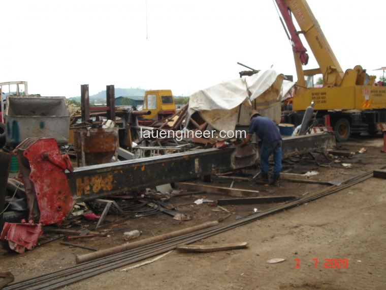 Fabrication And Repairing Of Construction Machineries And Eq