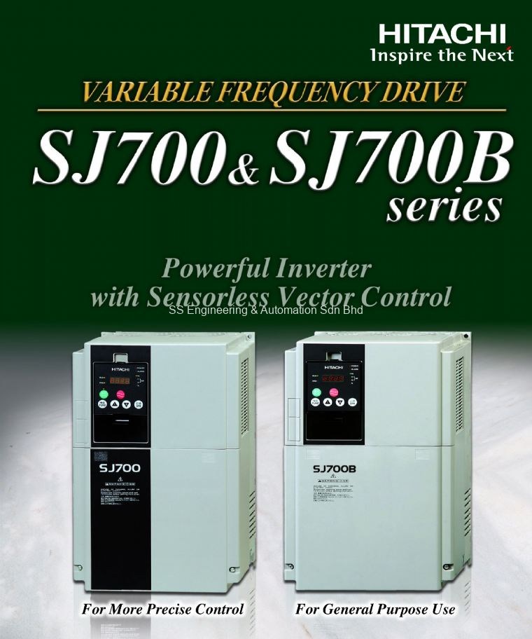 HITACHI INVERTER