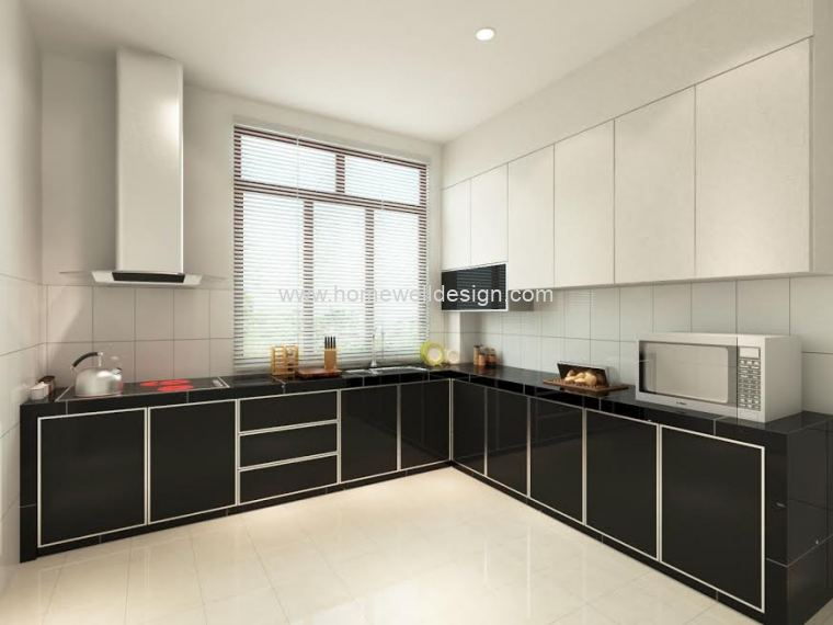 Wet Kitchen Kitchen Cabinet JB Johor Bahru Renovation
