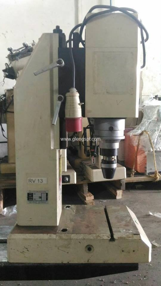 Used Yoshikawa US-66 Riveting Machine