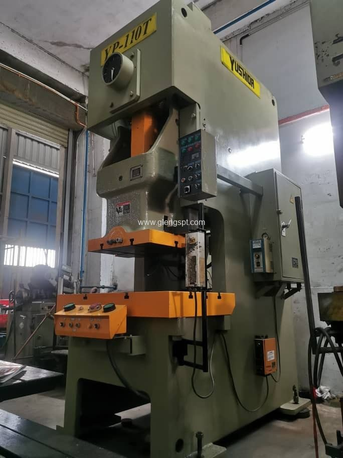 Used Yushida Power Press