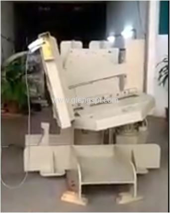 Turning Coil Machine