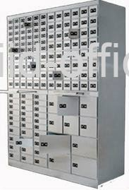 Lion Safe Deposit Lockers