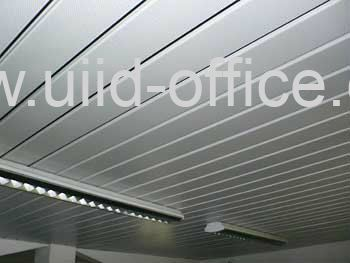 Aluminiun Strip Ceiling - 1