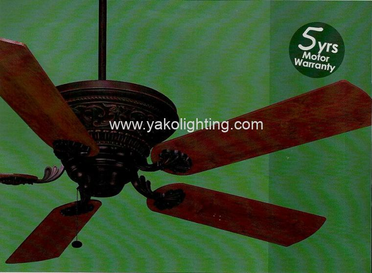 FH-8501-60inch Pull Chain Ceiling Fan