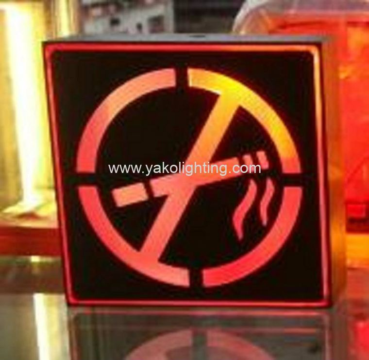 SIGNBOARD-NO SMOKING