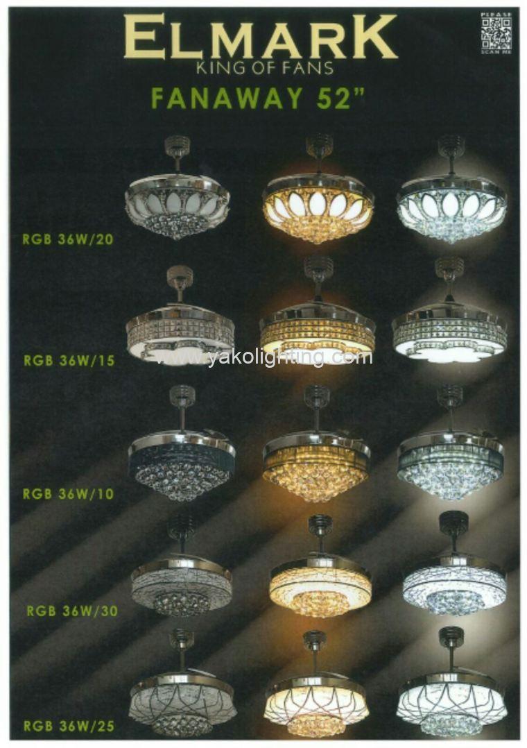 Fanaway Ceiling Fan