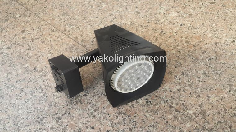 5120 WH & BK, PAR30 TRACK LIGHT