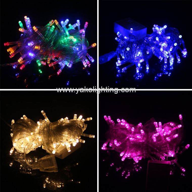 3 METER (WHITE,WARM,PP,GN,BL,RGB) CRISTMAS LIGHT