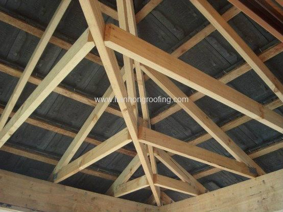 Wooden Roof Truss