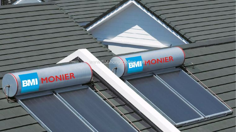BMI Solar Thermal System