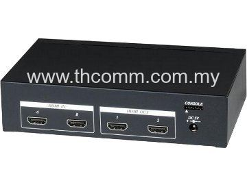 HDMI Distributor 2 Channel 20 meter
