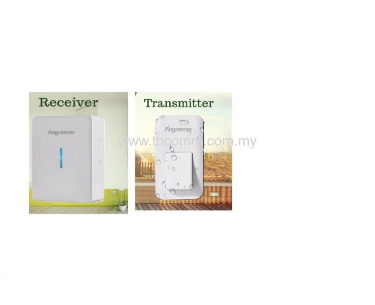 Augreener Wireless Door Bell