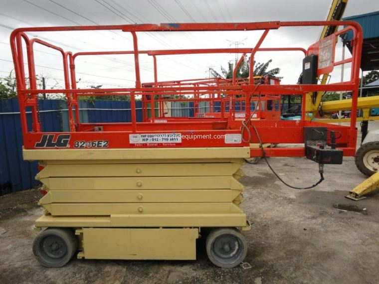 JLG 3246E2 Scissor Lift For Sale (10 units)
