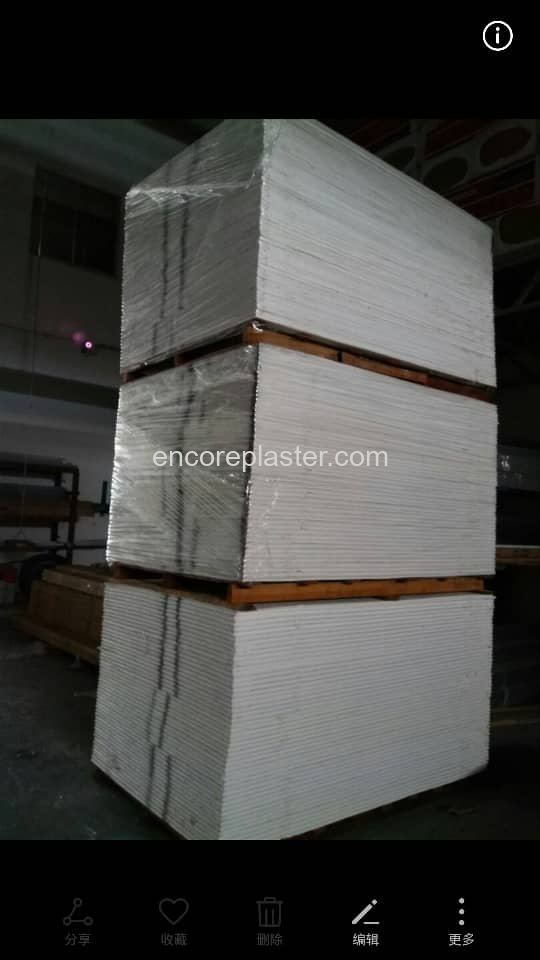 PLASTER BOARD 4''X6''X9MM/12MM