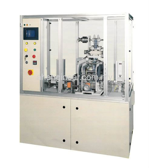 HSM-1A HOT STAMPING MACHINE