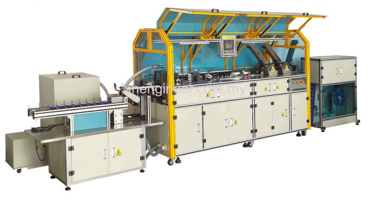 HDB500 High-speed Ultrasonic Wrapping Machine
