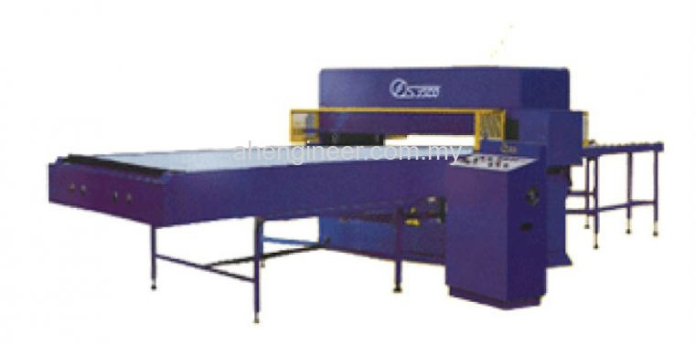 CPC-CB-Cutting Machine with Incremental Table Feeding System
