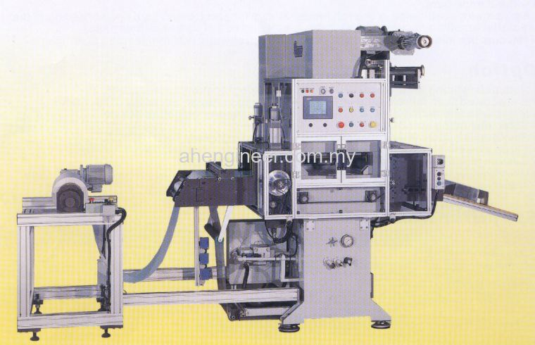 HSC-12/25/30/40 High Speed Hydraulic Cutting Machine With Pi