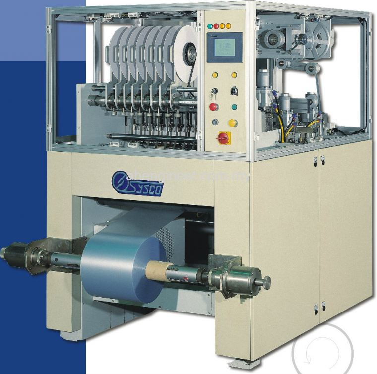 MTL-700N Overlay Roll Material Magnectic Tape Laying Machine