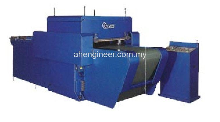 ABC - 40 Automatic Full Head Die-Cutting Press and Feeding S