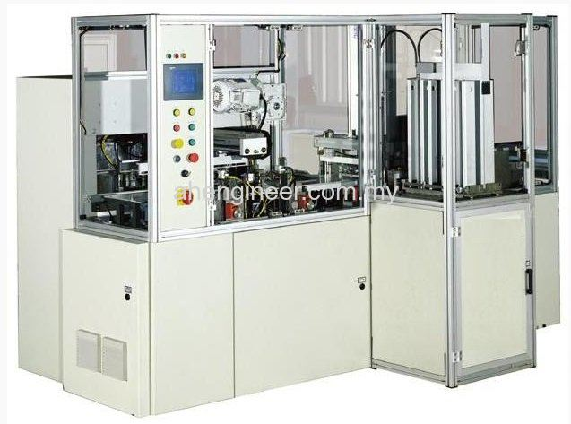 CAR-5HC High Speed Plastic Card Punching , Sorting & Sta