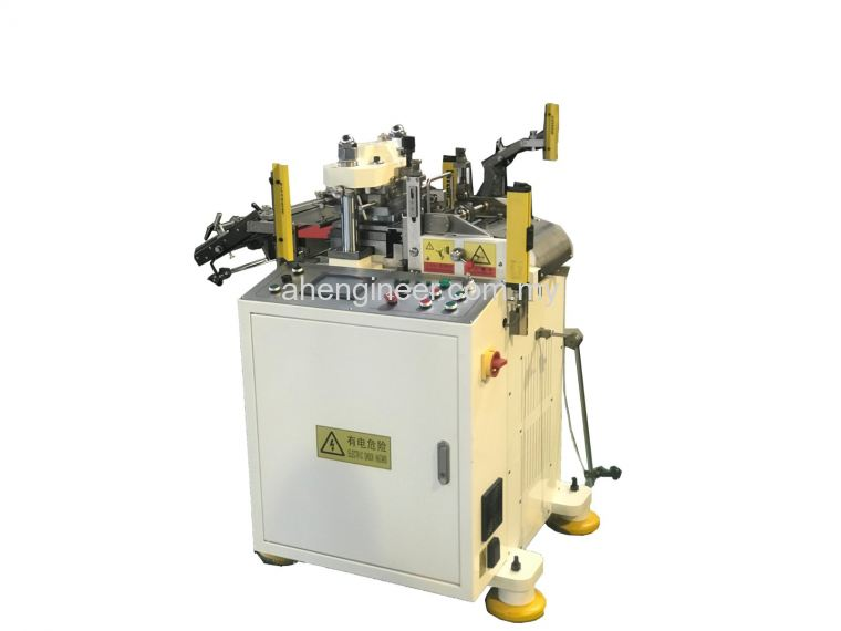 HXM-2 High Speed Flatbed Die Cutting Machine