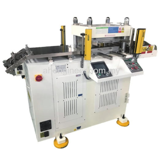 HXM-4 High Speed Flatbed Die Cutting Machine