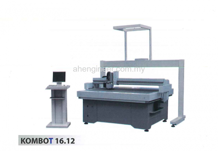 Kombot 16.12 - CNC Cutting Machine