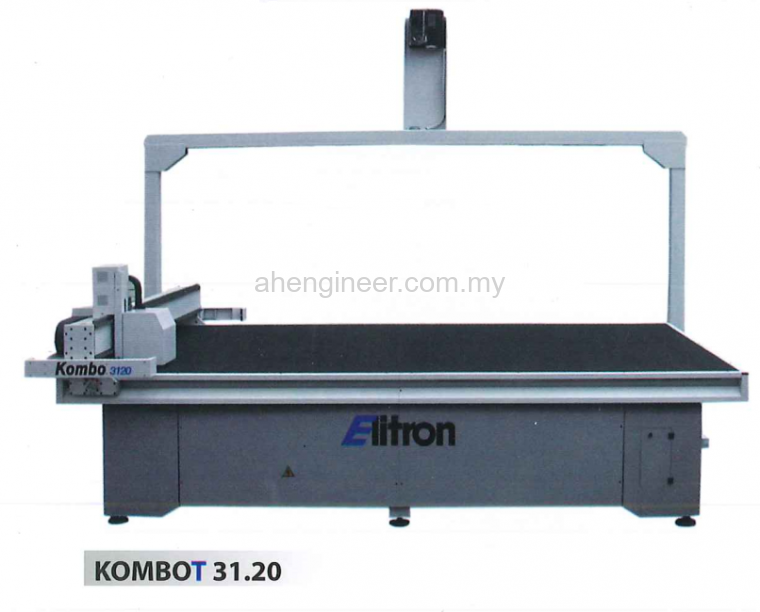 KomboT 31.20 - CNC Cutting Machine