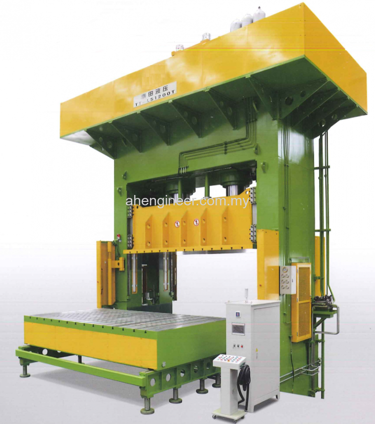 H Frame Serie - Deep Drawing Press