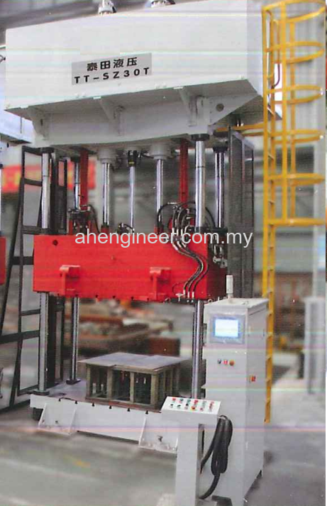 Four Column Series - Die Try-Out Press Machine