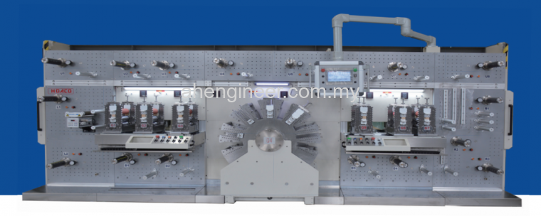 Satellite Type Rotary Die Cutting Machine