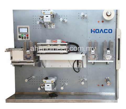Heat Seal Pouching Machine