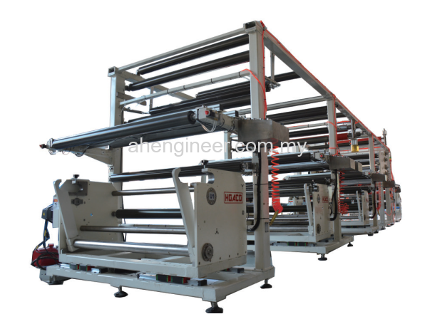 Heat Seal Lamination Machine