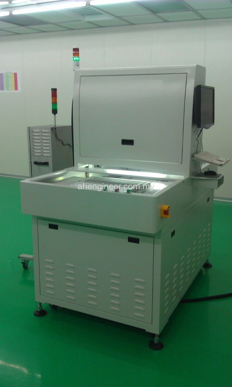 Piece Inspection System (PSCAN System)