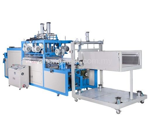 CVO-Series Automatic Vacuumforming Machine