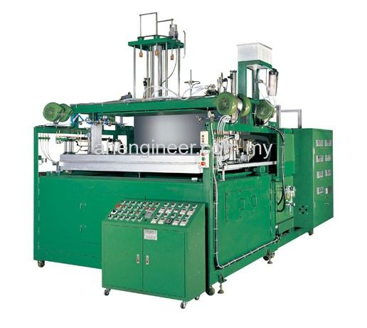 CVB-Series Thermo-Plastic Thick Board Forming Machine
